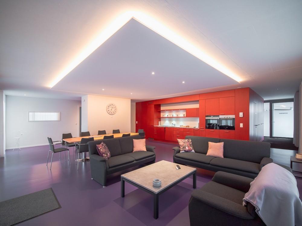 Place en appartement adapté